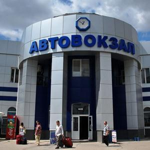 Автовокзалы Известкового