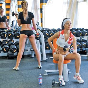 Фитнес-клубы Известкового