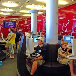 Интернет-кафе Известкового