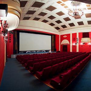 Кинотеатры Известкового