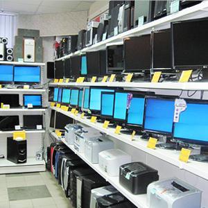 Компьютерные магазины Известкового