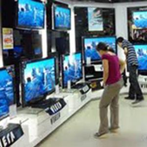Магазины электроники Известкового