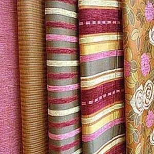 Магазины ткани Известкового