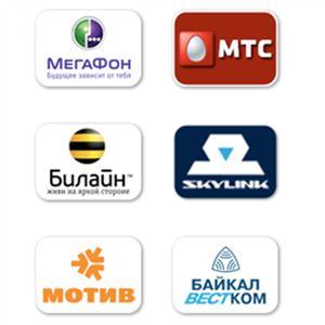 Операторы сотовой связи Известкового