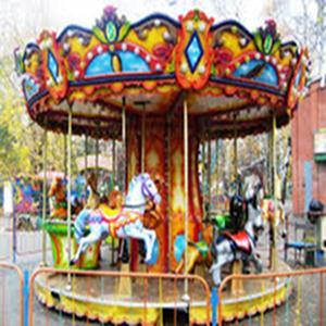 Парки культуры и отдыха Известкового