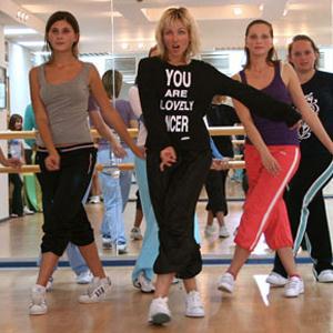 Школы танцев Известкового