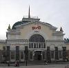 Железнодорожные вокзалы в Известковом