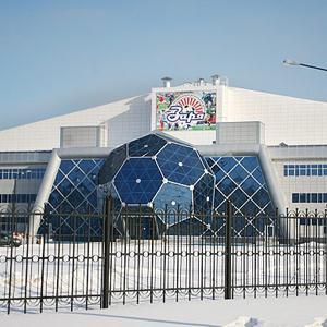 Спортивные комплексы Известкового