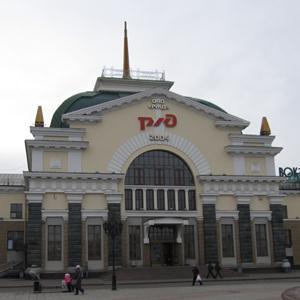 Железнодорожные вокзалы Известкового